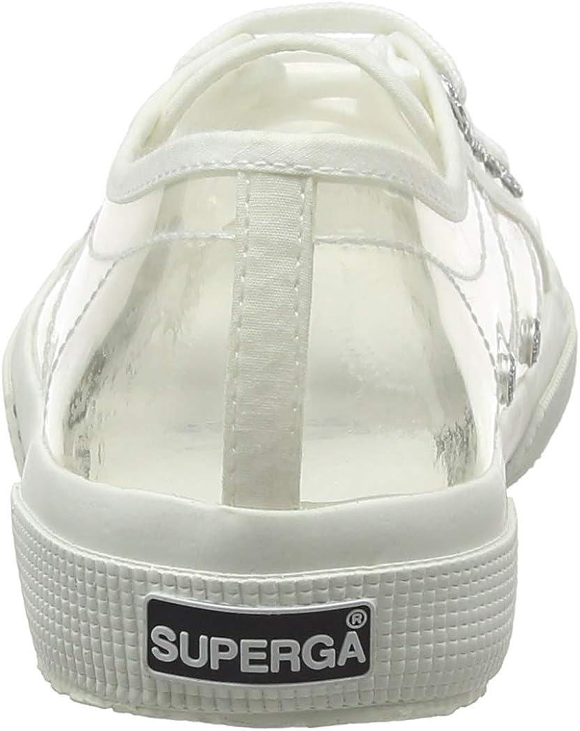SUPEK #Superga 2750 transparentpuw, Sneaker Donna