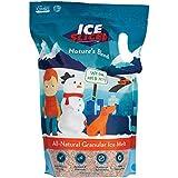 Redmond Ice Slicer - Ice Melt Salt, Kid & Pet Safe Deicer, All-Natural Granular Slicer 10 Lb Bag