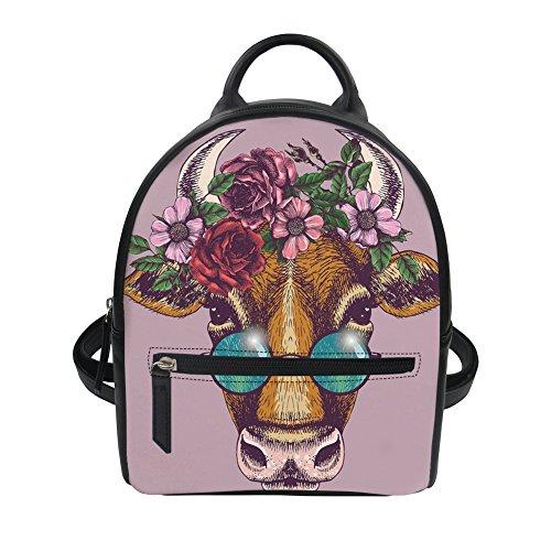 femme Advocator 4 dos pour main Rouge Advocator Sac backpack à packable Color Color porté 6 au 0pg04