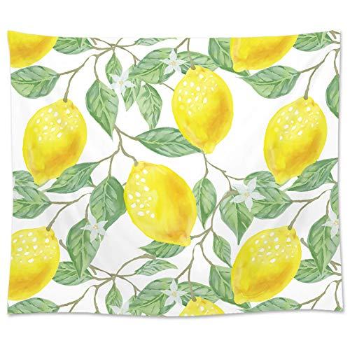 Imandale Tropical Leaf Tapestry Green - Palm Leaves Wall Blanket