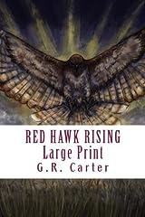 Red Hawk Rising - Large Print: Fortress Farm - Volume Three (Volume 3) Paperback