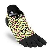 3 Pack Injinji Run 2.0 No Show Toe Socks