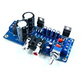 SMAKN TDA2030A Stereo Audio Power Amplifier OCL 18W+18W Two Dual Channel Amp DIY