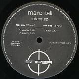 Marc Tall - Intent EP - Sniper - snr 001-12