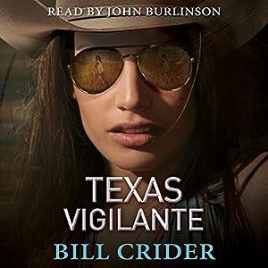 Texas Vigilante Audiobook