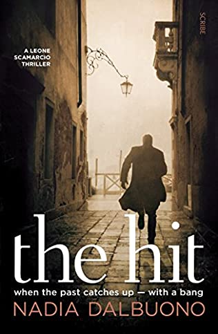 book cover of The Hit