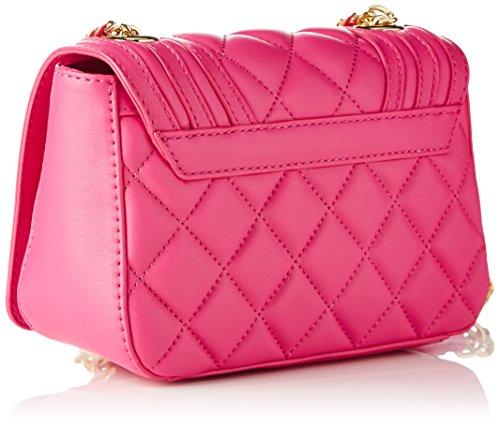 Love Moschino Moschino, Sacs portés épaule femme, Pink (Fuchsia), 7x13x20 cm (B x H T)