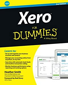 Xero For Dummies (For Dummies (Business & Personal Finance))