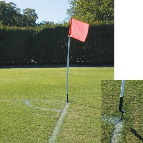 SSG BSN Segmented Soccer Corner Flag Set by Sport Supply Group ... 7d9f5bc0659