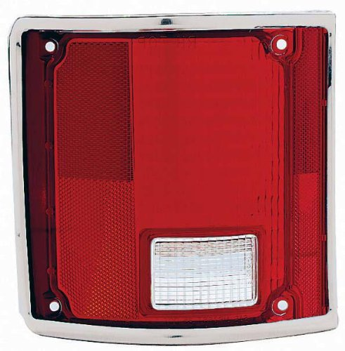 TYC 11-1283-09 Chevrolet/GMC Driver Side Replacement Tail Light Assembly