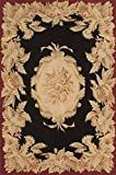 8'0'' X 10'0'' French Tapestry Traditional Area