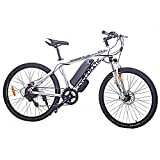 Cyclamatic Power Plus CX1 Electric Mountain Bike with Lithium-Ion Battery (Certified Refurbished)