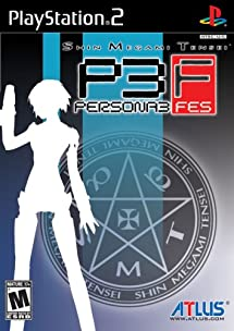 Amazon com: Shin Megami Tensei: Persona 3 FES - PlayStation 2