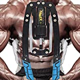 RELIANCER Adjustable Hydraulic Power Twister Arm Exerciser 22-440lbs Home Chest Expander Muscle Shoulder Training Fitness Equipment Arm Enhanced Exercise Strengthener Grip Bar Abdominal Builder