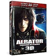 Albator, corsaire de l'espace [Combo Blu-ray 3D + Blu-ray 2D]