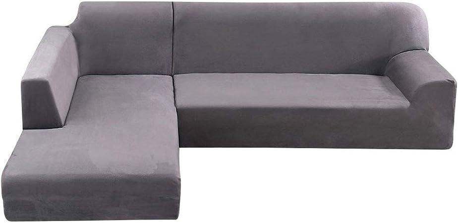Relax love Housse de canapé d'angle Extensible,Couverture