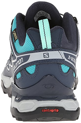 Ultra Lucite Blue Shoe Blue 2 GTX Green X Hiking Salomon Deep Peacock Women's 4wqPZZ