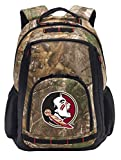 Florida State Camo Backpack REALTREE FSU Backpacks - Laptop Section!