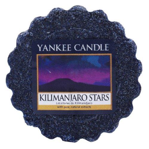 yankee candle Kilimanjaro Stars Tart da Fondere, Cera, Porpora, 5.9 x 5.7 x 1.7 cm 1344801E
