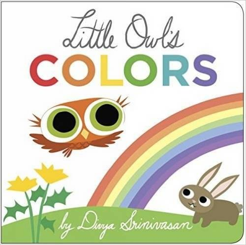 Little Owl's Colors