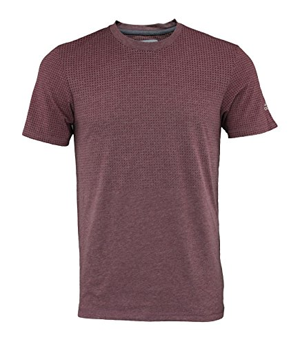 adidas Men's Performance Aeroknit ClimaCool Short Sleeve T-Shirt - Adidas Bicycle