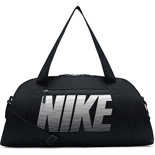 Nike Womens Gym Club Bag Black/Black/White One Size