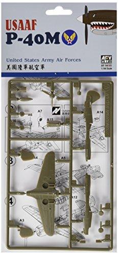 (AFV Club AFV144S03 1:144 P-40M Warhawk USAAF [MODEL BUILDING KIT])
