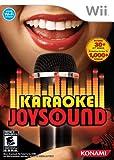 Karaoke Joysound - Nintendo Wii