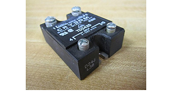 CRYDOM SOLID STATE RELAY TD2425NEW IN BOX