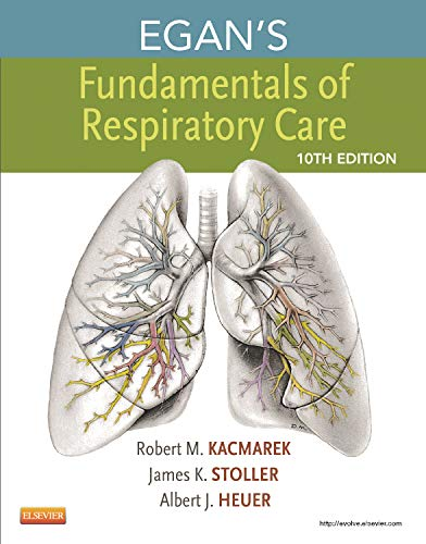 Pdf Medical Books Egan's Fundamentals of Respiratory Care