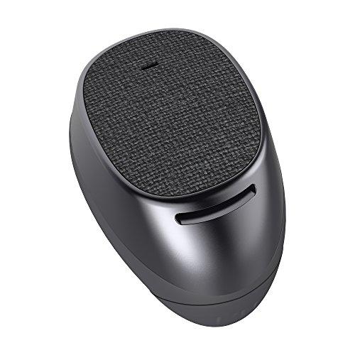 (Motorola Hint+ 89800N In-Ear Bluetooth Wireless Headset New Version - Black - Retail. )
