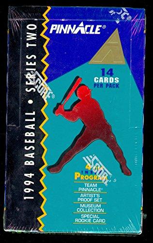 1994 Pinnacle Baseball - 2