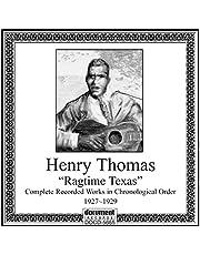 Ragtime Texas: 1927-1929