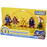 Imaginext DC Super Heroes and Villains Figure Playset with Exclusive Professor Zoom