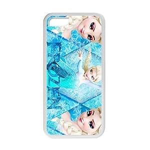 diy zhengFrozen pretty practical drop-resistance Phone Case Protection for iphone 5/5s