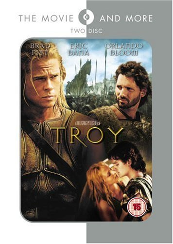 Troy : The Movie & More (2 Disc Special Edition) [2004] [DVD] by Brad Pitt B01I070G7Q