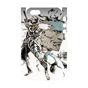 iphone5s Phone Case White Snake Metal Gear Solid Game WE9TY668533