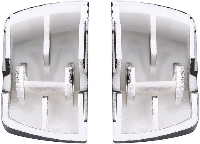 Keenso Rechte Und Linke Elektrische Fensterschalter Knopf Abdeckkappe Auto