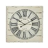Cheap Deco 79 52135 Wood Wall Clock 27″ W, 27″ H