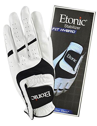 Etonic Stabilizer F1T Hybrid Mlh Gloves, Medium/Large, ()