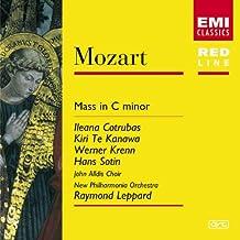 Mozart: Mass In C Minor (Red Line)