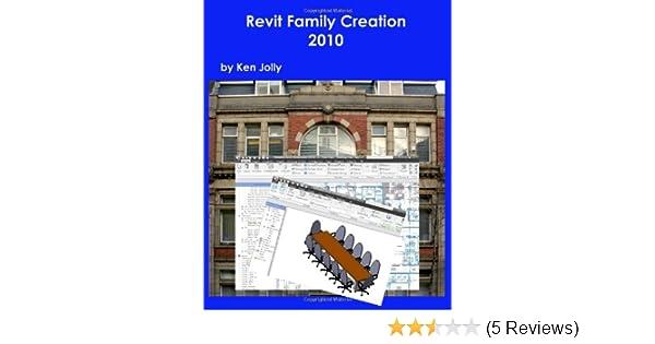Revit Family Creation 2010: Revit Parameter Power: Ken Jolly