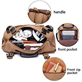 KAKA Travel Duffle Backpack Convertible Carry-On