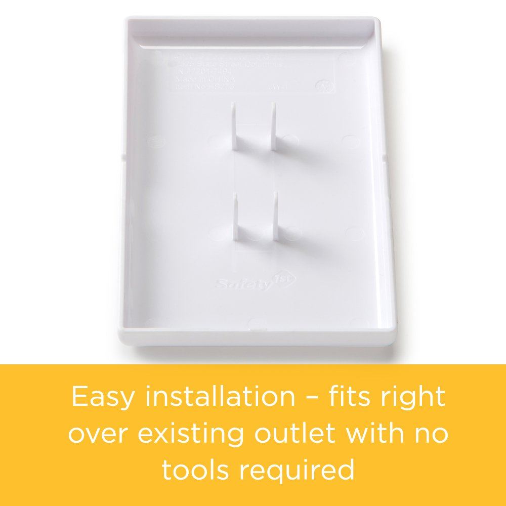 Safety 1st OutSmart Outlet Shield