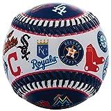 Franklin Sports MLB Pelota con los Logos de Todos los Equipos