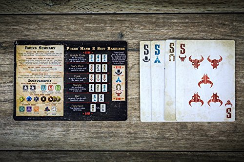 Tiny Epic Western: A Boomtown Board Game with A Poker Twist in The Wild West