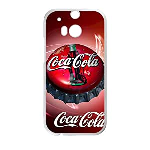 SVF Drink brand Coca Cola fashion cell phone case for HTC One M8