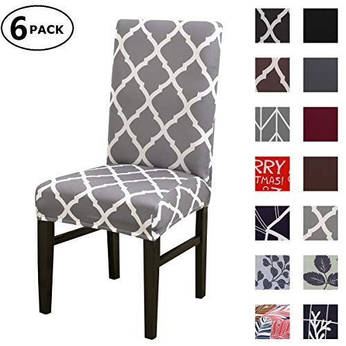 dining chair covers set of 6 - 3