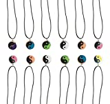 Tae Kwon Do Karate Party Favors Necklaces Pack of 12