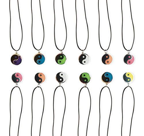 Tae Kwon Do Karate Party Favors Necklaces Pack of 12 by JIANCHA